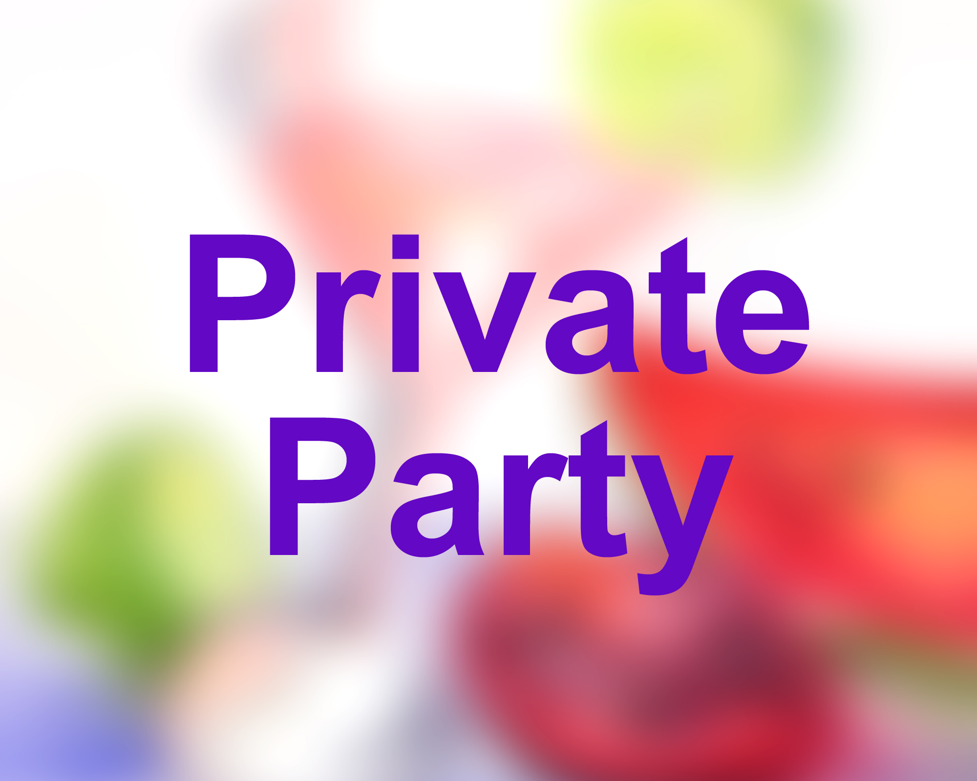 Private for Private paint party